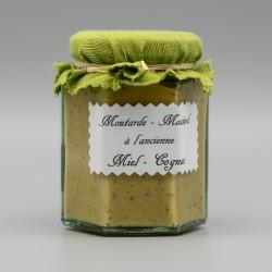 Moutarde Miel-Cognac