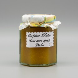 Confiture Pêches