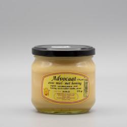 Advocaat avec miel