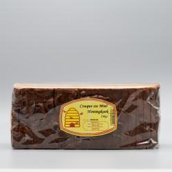 Couque au miel - Pain d'épices